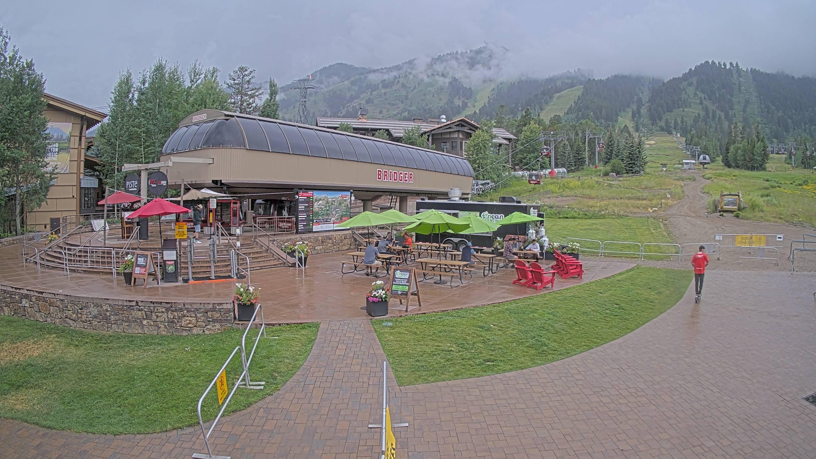 Base of Gondola