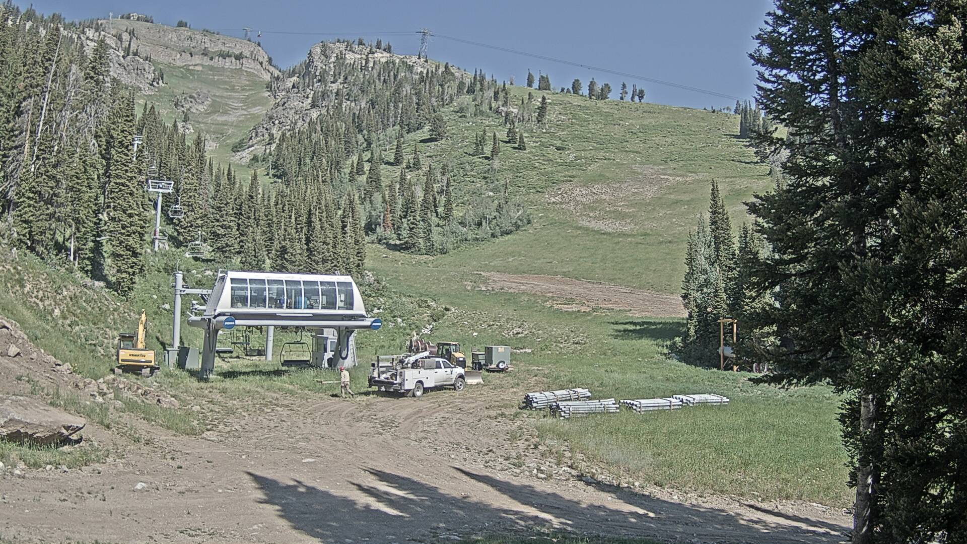 Webcams de Jackson Hole